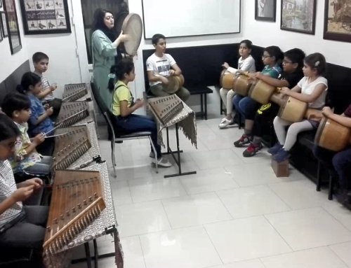 تمرین کنسرت ۹۸ – مهر